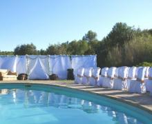 Complejo Rural Mas Bermellons casa rural en Vilopriu (Girona)