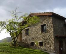 La Roureda casa rural en La Vall D´en Bas (Girona)