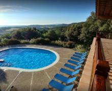 La Torre de Dalt casa rural en Camos (Girona)