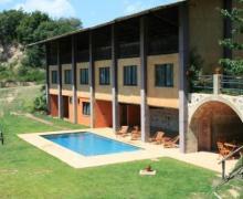 Mas Cal Sastre casa rural en Sant Hilari Sacalm (Girona)