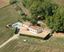 Mas Les Cabretes casa rural en Vilanova De La Muga (Girona)