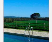 Mas Martorell casa rural en Caldes De Malavella (Girona)