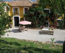 Mas Pitra casa rural en Sant Ferriol (Girona)