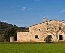 Mas Trobat casa rural en Juia (Girona)