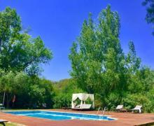 Masía La Palma casa rural en Espinavessa (Girona)