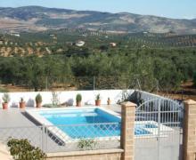 Casanueva de los Durmientes casa rural en Loja (Granada)