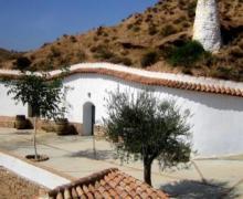 Casas Cueva Lopera casa rural en Cortes Y Graena (Granada)
