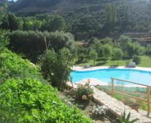 Cortijo El Plantio casa rural en Castril (Granada)