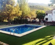 Cortijo la Cruz casa rural en Illora (Granada)