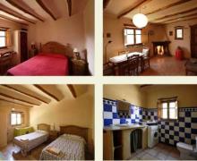 Cortijo La Longuera casa rural en Orgiva (Granada)