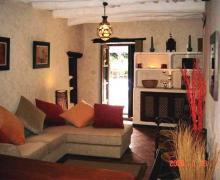 Cortijo La Suerte casa rural en Pampaneira (Granada)