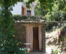 Cortijo Prao Vinagre casa rural en Trevelez (Granada)