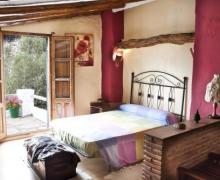 Cortijo Las Tres Rosas casa rural en Torvizcon (Granada)