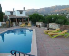 Cortijo El Palmarillo casa rural en Motril (Granada)