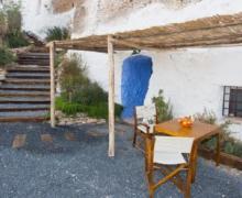 Cuevas Balcones de Piedad casa rural en Guadix (Granada)