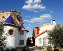 Cuevas La Granja casa rural en Benalua De Guadix (Granada)