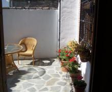 El Patio del Carbon y El Corral de Serafin casa rural en Nigüelas (Granada)