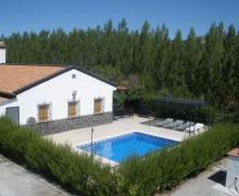 Huertacuberos casa rural en Alhama De Granada (Granada)