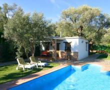 La Palmera casa rural en Orgiva (Granada)