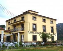 Hostal del Tajo casa rural en Peralejos De Las Truchas (Guadalajara)