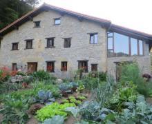 Arruan Haundi casa rural en Deba (Guipuzcoa)