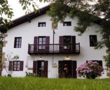 Caserío Eizaguirre casa rural en Irun (Guipuzcoa)