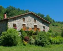 Ibarrolabekoa Agroturismoa casa rural en Aia (Guipuzcoa)