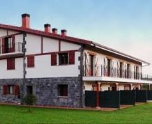 Larre Aundi casa rural en Errenteria (Guipuzcoa)