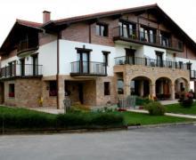 Usotegi casa rural en Getaria (Guipuzcoa)