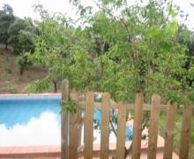 El Manzano casa rural en Cortelazor (Huelva)