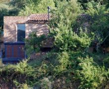 El Risco del Lomero casa rural en Valdelarco (Huelva)