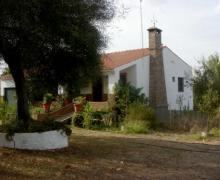 Finca La Marbana casa rural en Aroche (Huelva)
