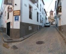 Hostal Restaurante Toribio  casa rural en Galaroza (Huelva)