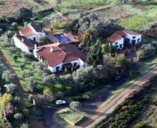 La Caldera Vieja casa rural en Zalamea La Real (Huelva)
