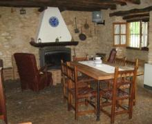 La Mirla casa rural en Fuenteheridos (Huelva)