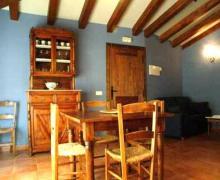 Apartamentos Casa Vidal casa rural en Adahuesca (Huesca)