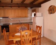 Apartamentos Mesón de Samitier casa rural en Mediano (Huesca)
