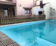 Casa Las Almenadas casa rural en Poleñino (Huesca)
