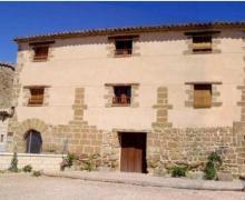 Casa Olibán casa rural en Sietamo (Huesca)