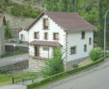 Casa Úrsula casa rural en Ansó (Huesca)