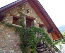 Caserio San Marcial casa rural en Salinas De Sin (Huesca)