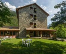 Hotel - Apartamento Usón casa rural en Hecho (Huesca)