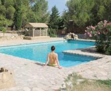 Mirador Las Grullas casa rural en Montmesa (Huesca)