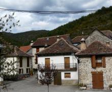 Quilero casa rural en Fago (Huesca)