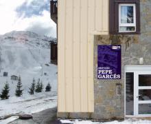 Refugio Pepe Garcés casa rural en Candanchu (Huesca)