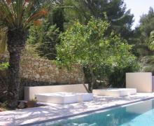 Los Jardines de Palerm casa rural en Sant Josep De Sa Talaia (Ibiza)