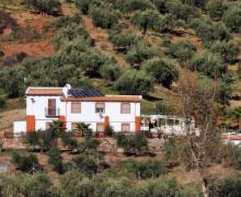 El Paraje de Chircales casa rural en Valdepeñas De Jaen (Jaén)