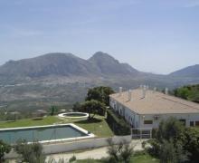 Camping El Ayozar casa rural en Albanchez De Magina (Jaén)
