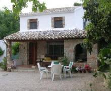 Casa María casa rural en Hornos (Jaén)