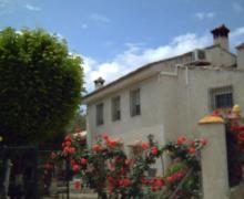 Cortijo Marien casa rural en Alcaudete (Jaén)